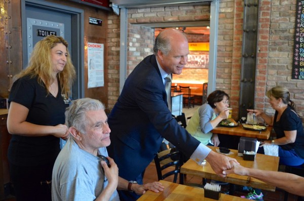 Donovan's 'Coffee with your Congressman' meetings continue